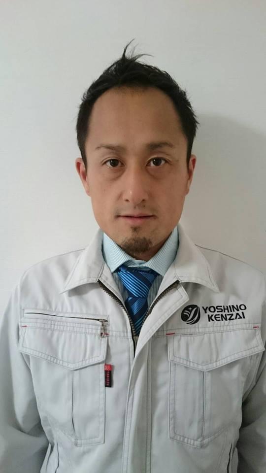 株式会社吉野建材 代表取締役 吉野 高宏 さん